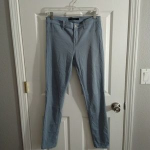 J Brand blue skinny pants size 29